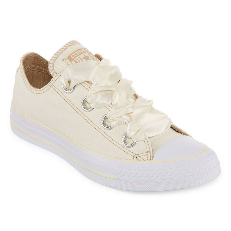 ced9f6640a2 Converse Chuck Taylor All Star Big Eyelets Womens Sneakers ...