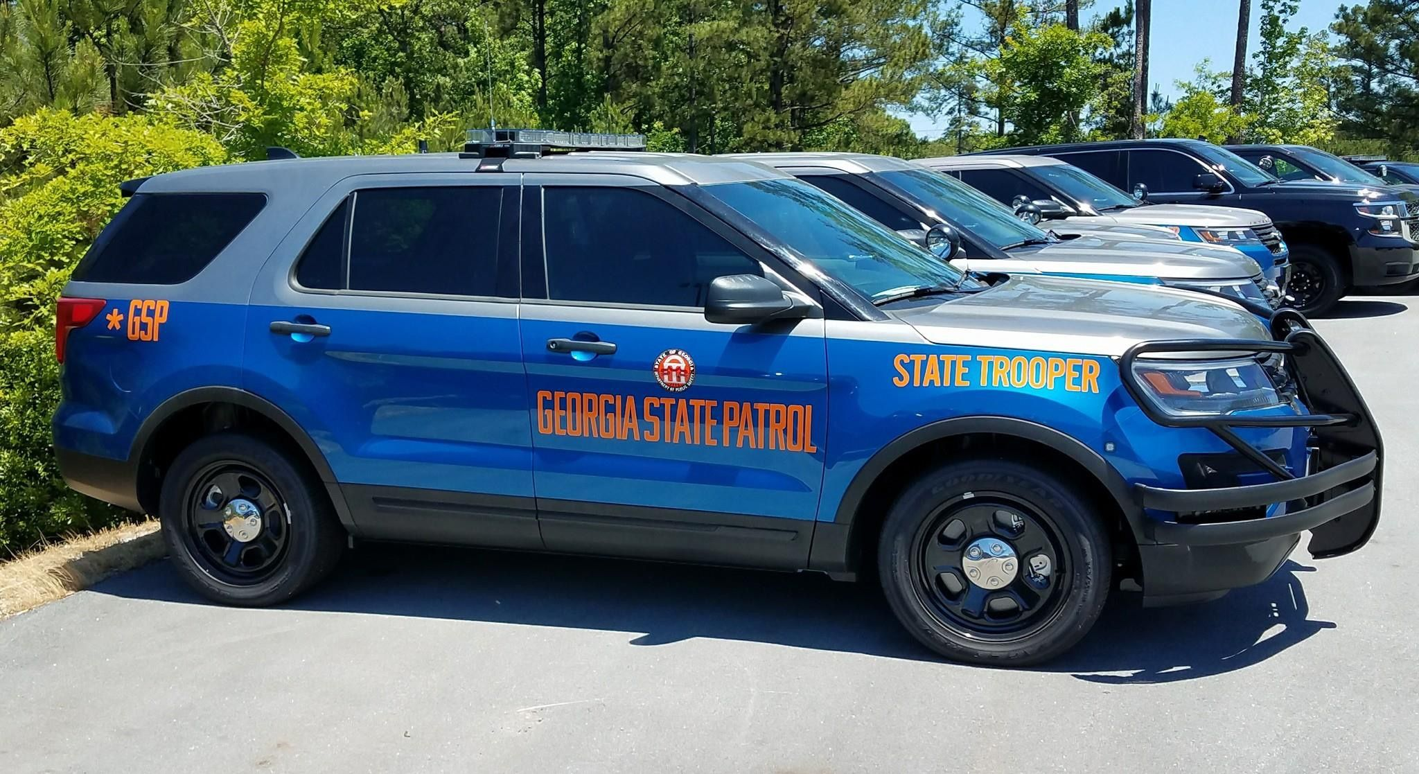 Pin By Cody Jo Olson On Georgia State Patrol Police Cars