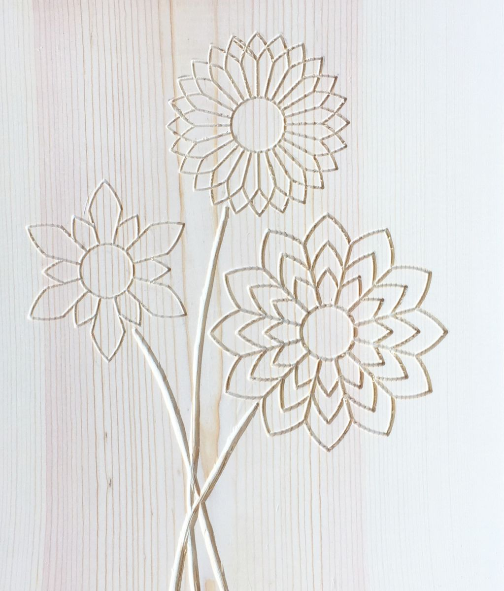 Diy engraved wood designs using a router wood design