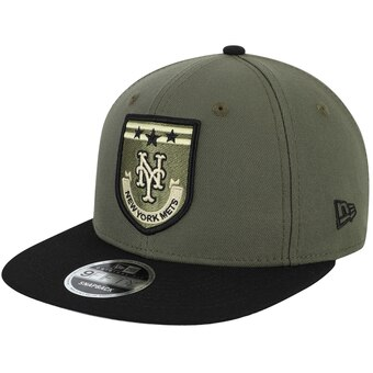 New York Mets Snapbacks Mets Snapback Hats Flat Billed Hat Lids Com Army Patches New York Mets Adjustable Hat