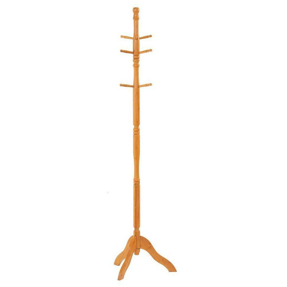 Target Hat Rack Bamboo Green 9Hook Coat Rack  Coat Racks And Products