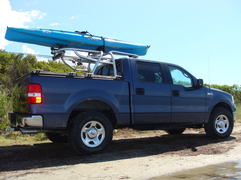 life truck setup cropped haul and a rv rack racks my the kayak love to how fifth wheel