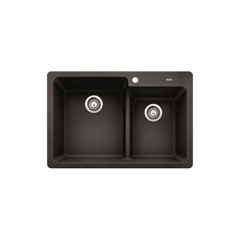 Blanco 441604 Composite Kitchen Sinks Drop In Kitchen Sink Sink