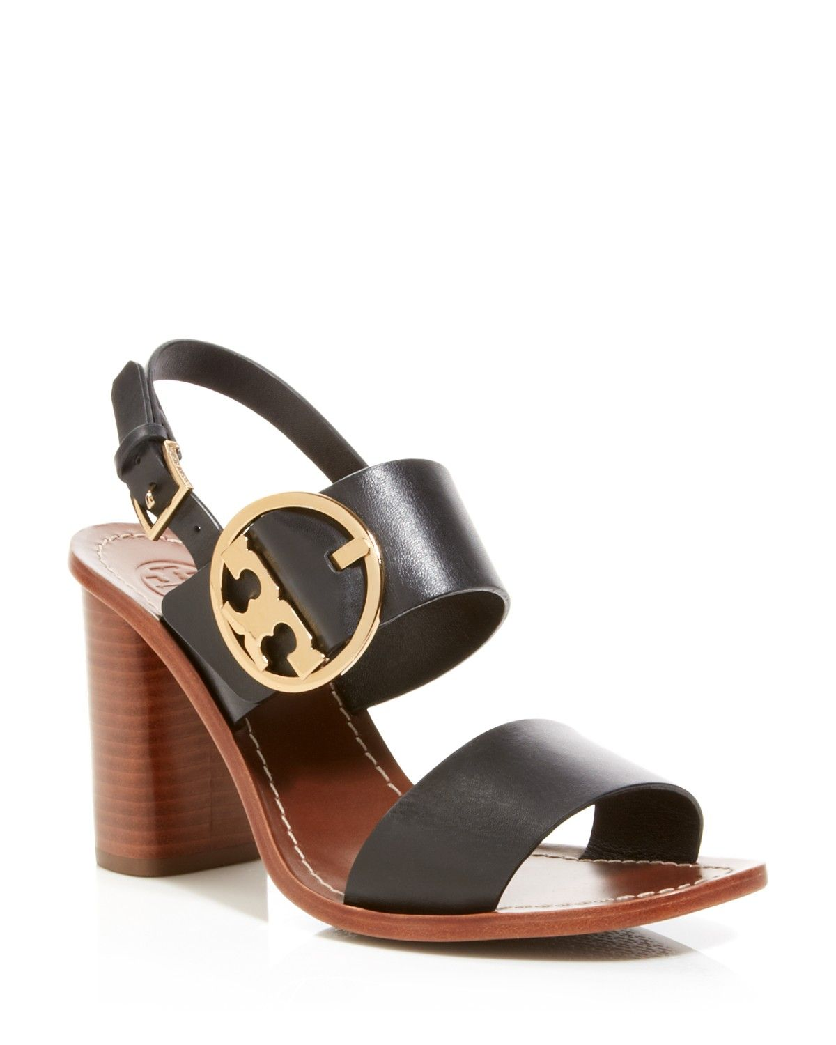 f1219ef138a2d Tory Burch Ankle Strap Sandals - Thames Buckle City