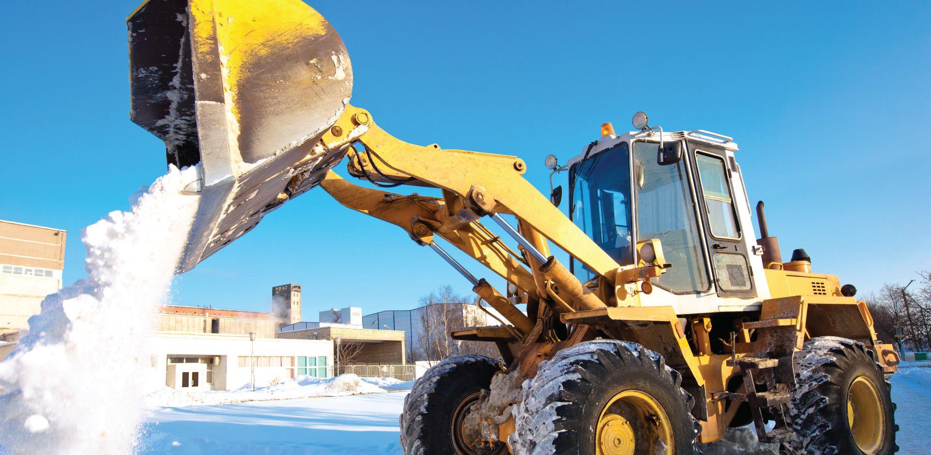 Marsten Snow Removal Ottawa Removal Services Heavy Equipment Coastal