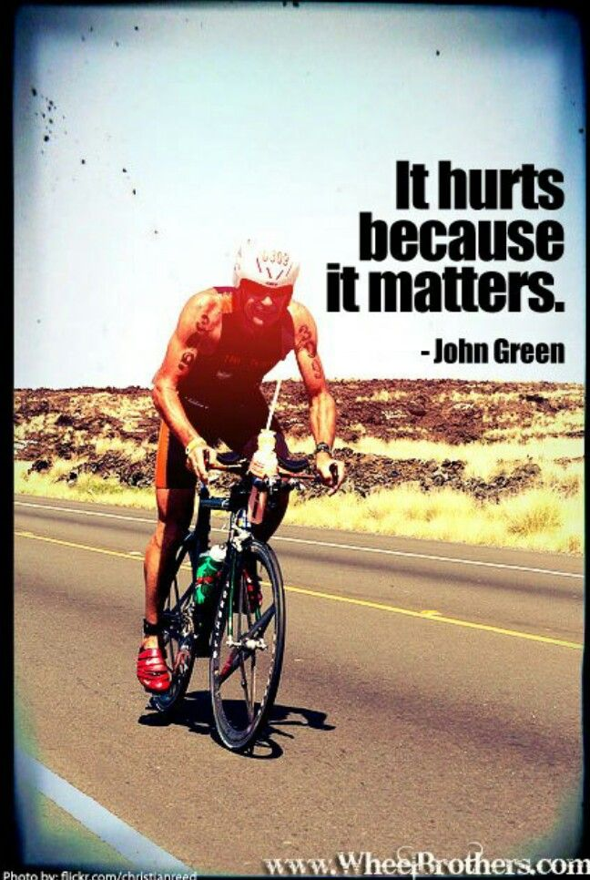 Hell yeah!!! Embrace the pain. Do More of What Makes You Awesome!