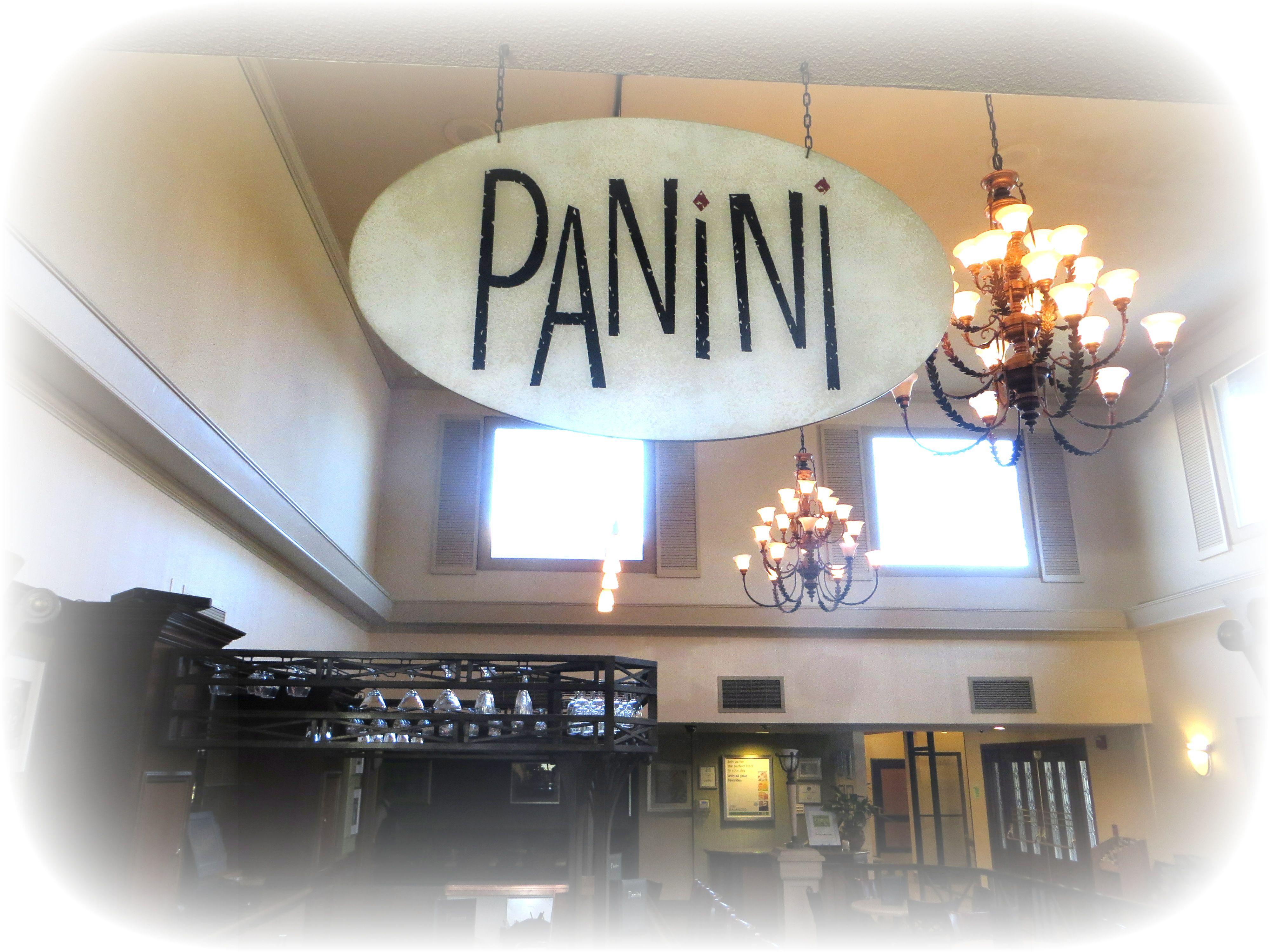 Panini Restaurant Lounge Located Inside The Holiday Inn