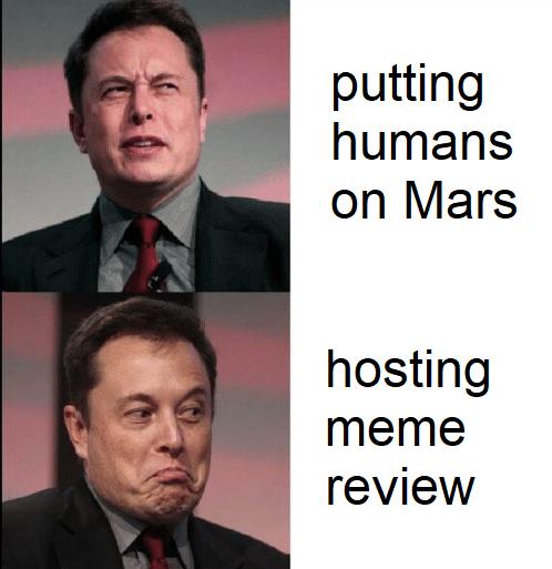 Elon Review Most Hilarious Memes Memes Funny Memes