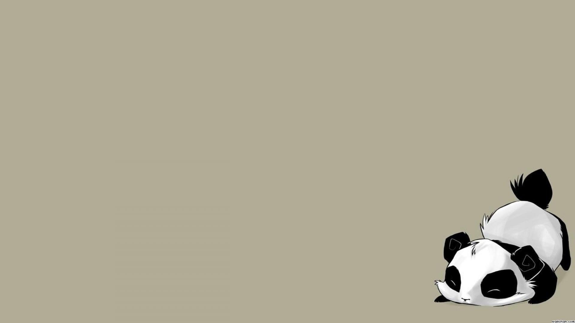Cute Cartoon Panda Wallpaper Free Hd Desktop Wallpapers For Cute Panda Cartoon Cute Panda Drawing Panda Sketch