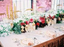 High Fashion Russian Wedding   Photos