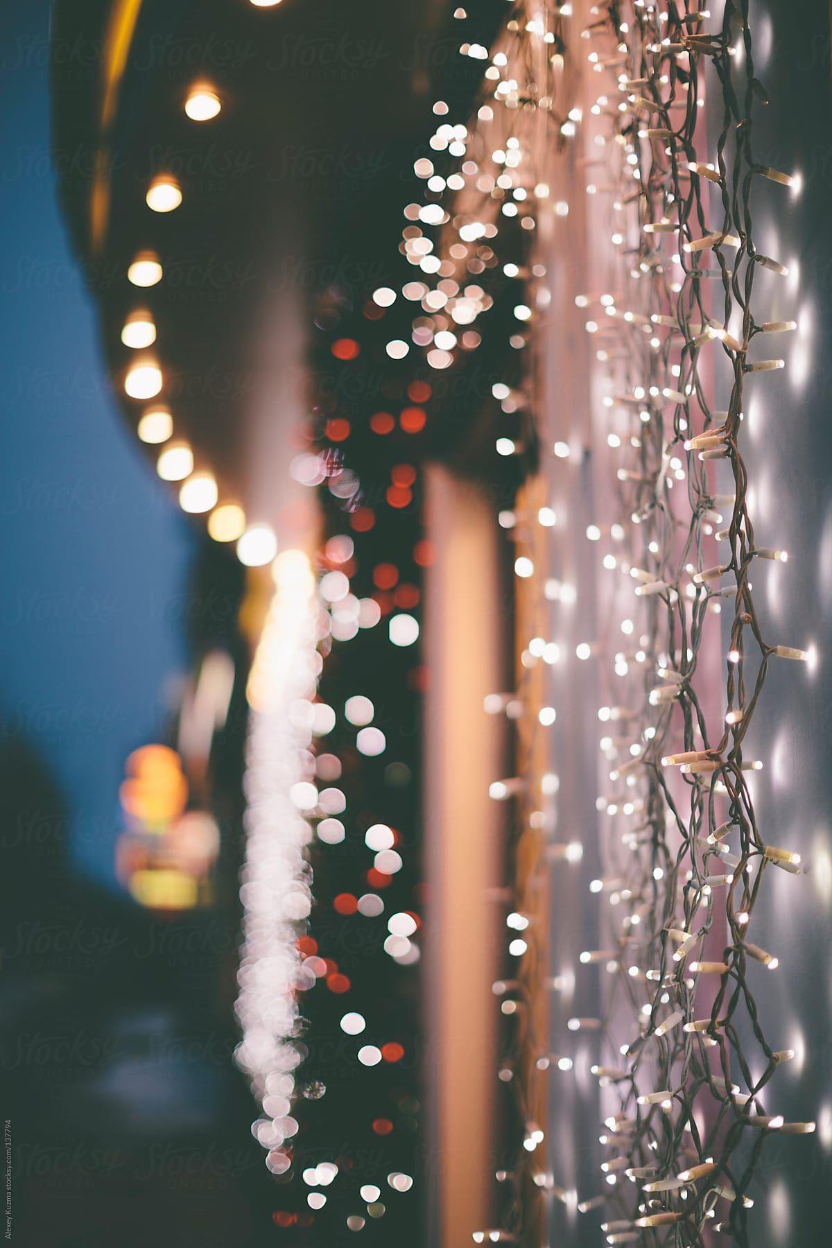 Christmas Lights Download this highresolution stock photo