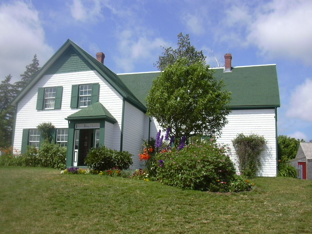 Green Gables In Prince Edward Island Near Nova Scotia Canada