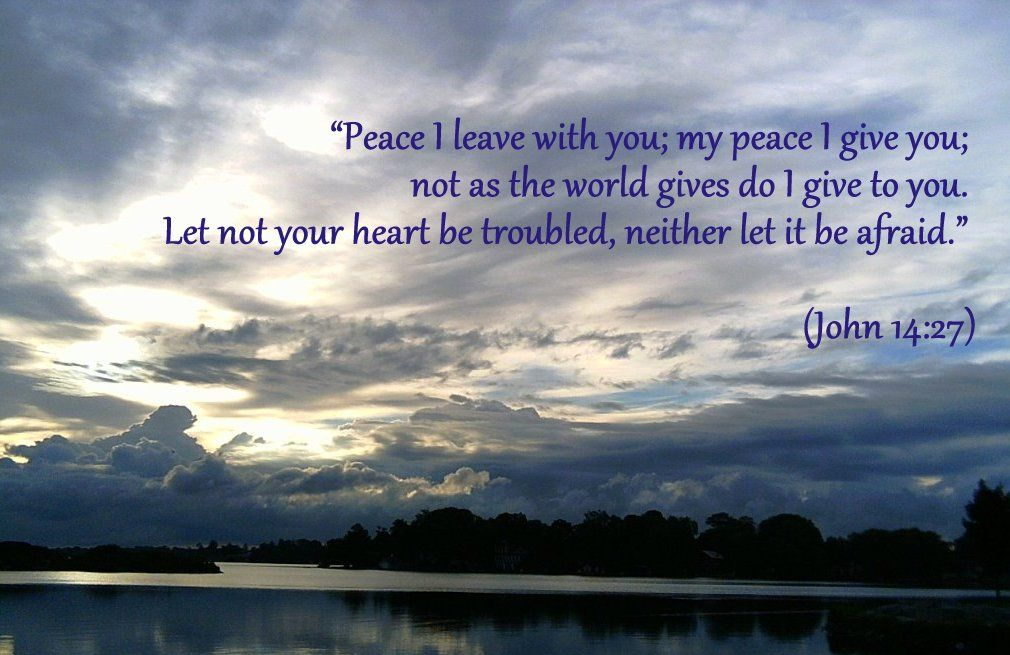 Bible Quotes About Inner Peace
