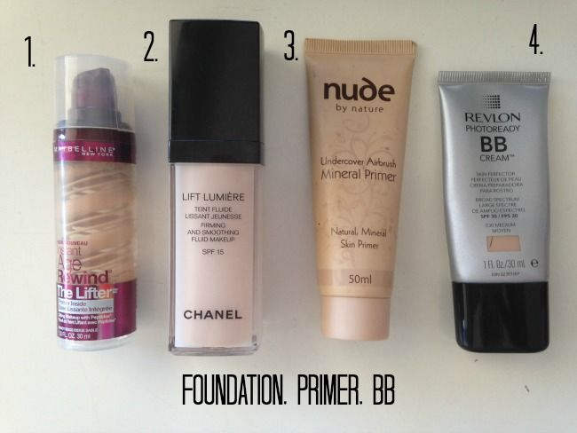 Make Up Foundation Primer | Foundation Primers | Pinterest ...