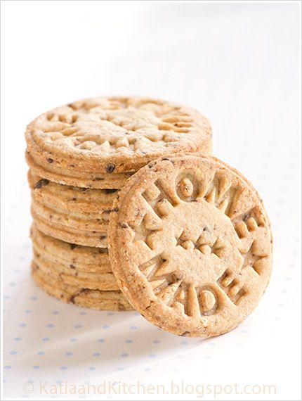 Katia - biscotti alle nocciole