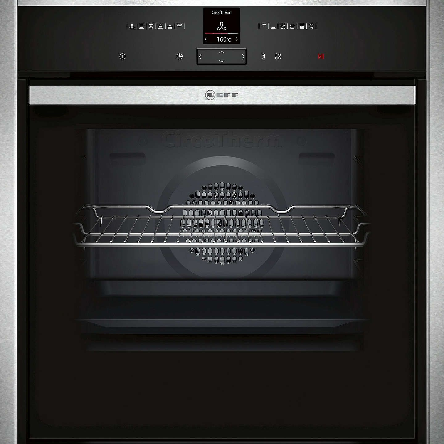 Siemens Hb632gbs1 Neff Single Oven B58vt28nob From Howards Electrical Ltd Greys