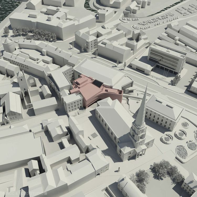 Museu Medieval em Waterford / Waterford City Council Architects ...
