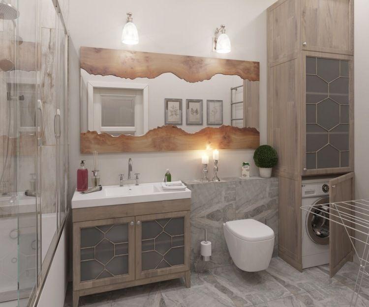 ide salle de bains 18 tendances pour lanne 2015 - Materiaux Salle De Bain