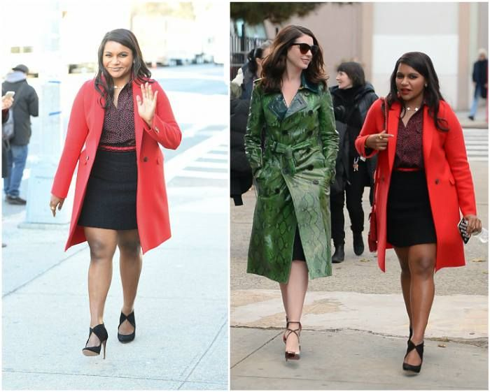 Mindy Kaling S Body Measurements Mindy Kaling Body Measurements Height And Weight