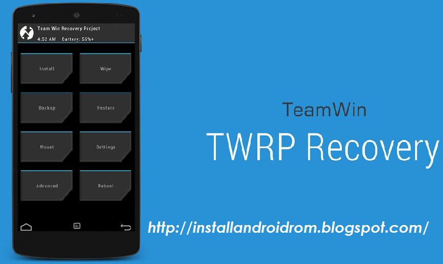 How To Install TWRP On Android Via Fastboot Mode | Install