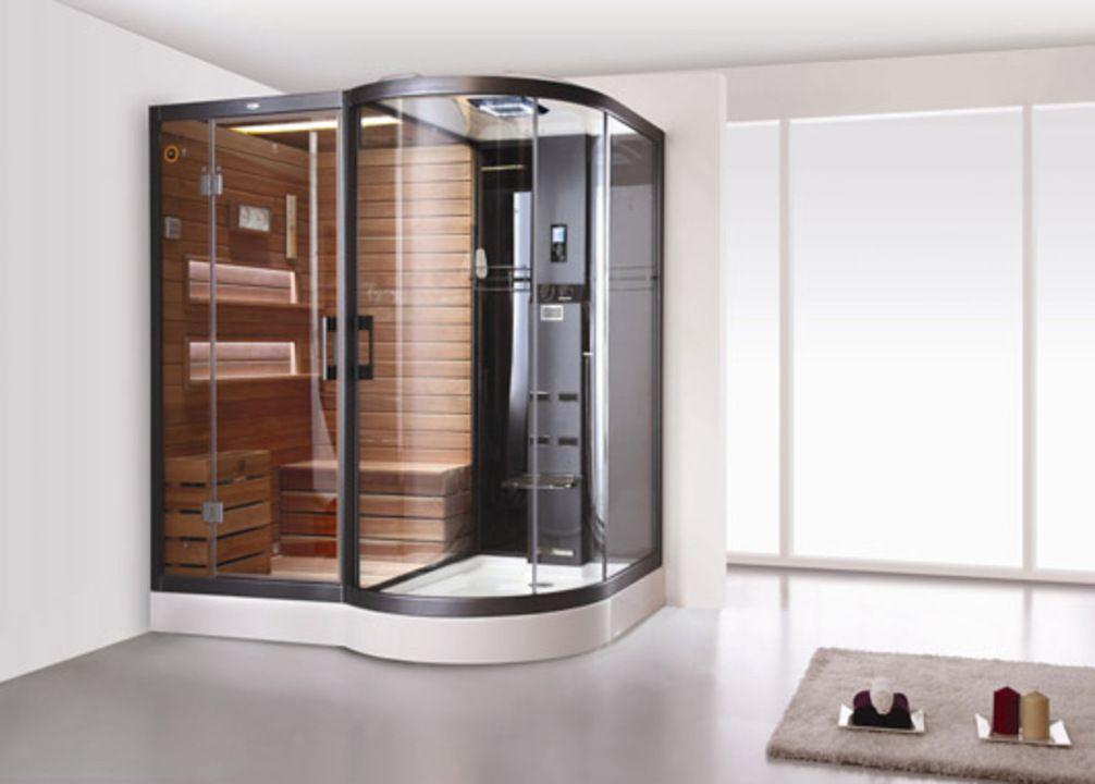 Cabina Sauna Vapor : Cabinas dunkel y paradise chc roca wasser salle de bain