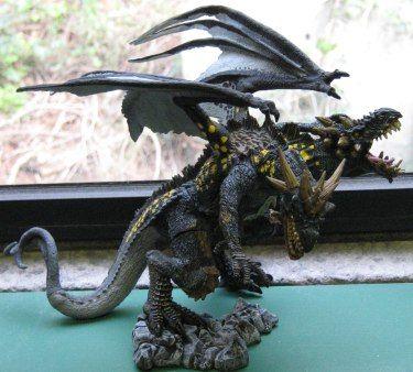 berserker dragon clan 4 by McFarlane
