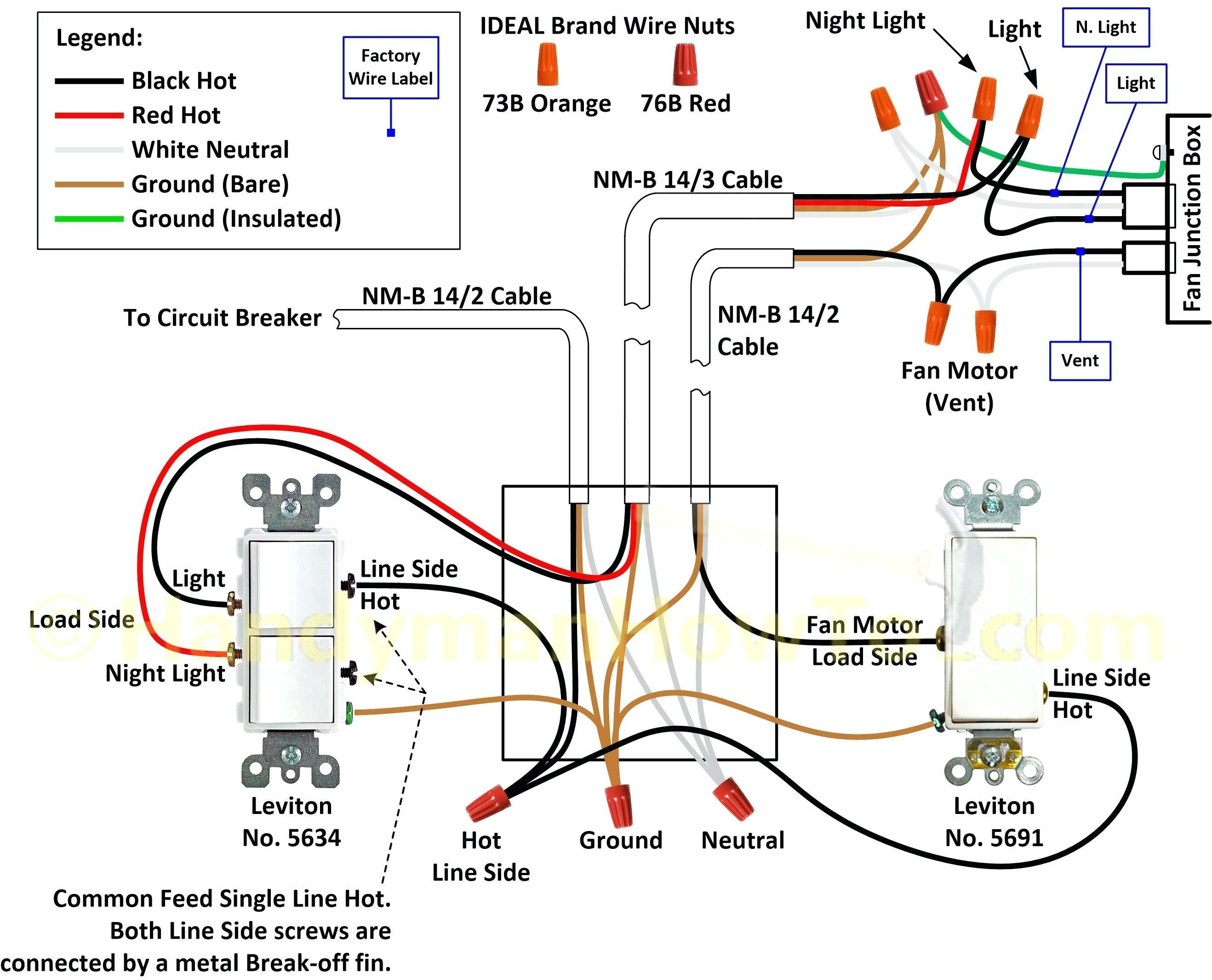 19 Great Ideas Of Wiring Diagram For 3 Way Switch With 2 Lights For You Ceiling Fan Switch Ceiling Fan Wiring Light Switch Wiring