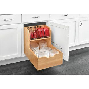 Big Sale Our Best Pull Out Pantries You Ll Love In 2020 Wayfair Food Storage Containers Organization Pull Out Pantry Blind Corner Cabinet
