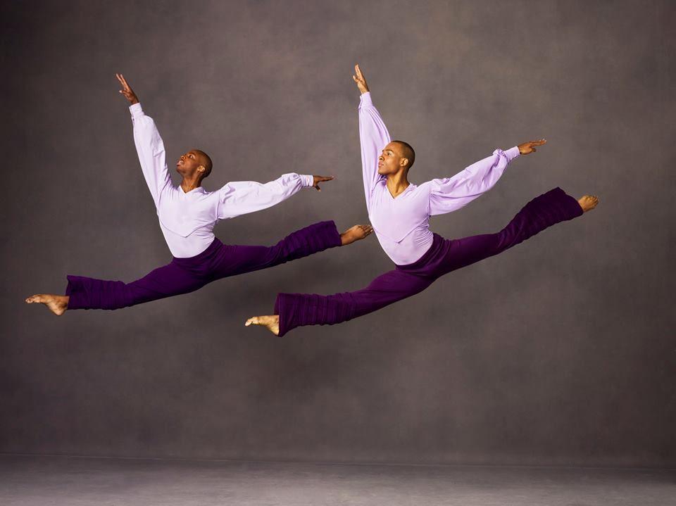 Alvin Ailey's 'Memoria'