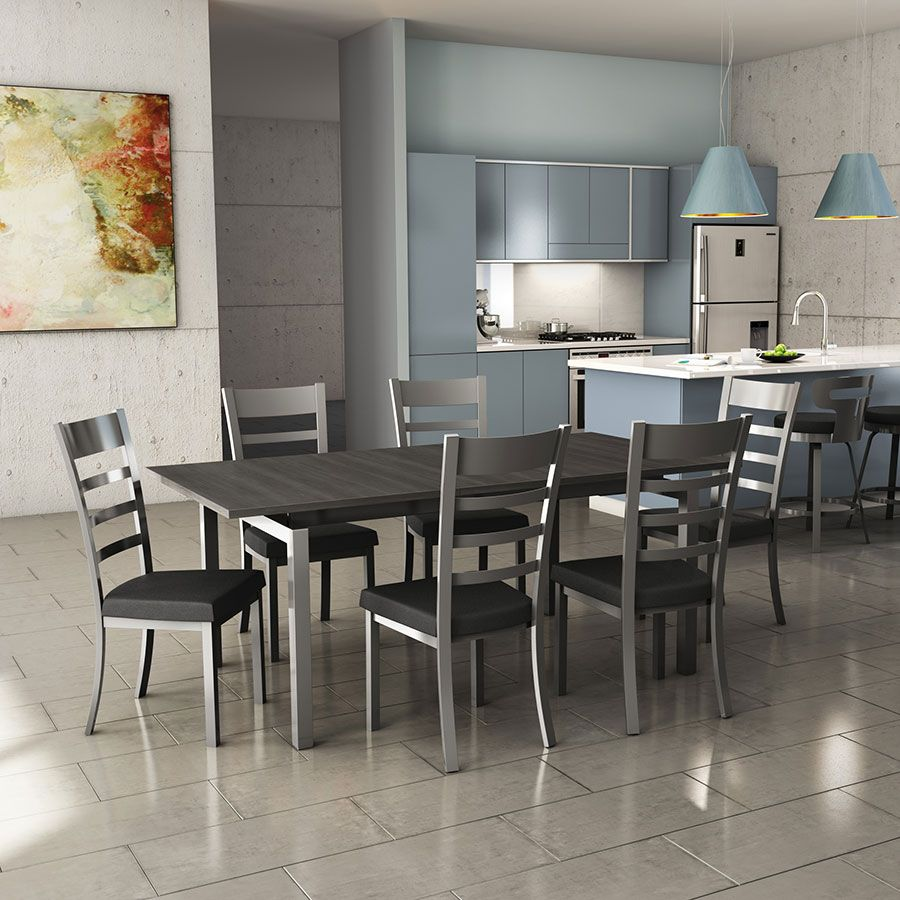 Zoom Extension Dining Table With Images Kitchen Table Settings Extension Dining Table Dinning Chairs