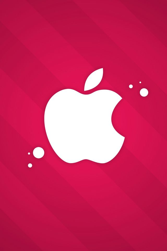 Apple Logo Pink Bing Images Apples In Pink And Red Free