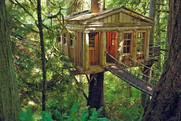 These 10 Unique Places To Stay In Washington Will Give You An