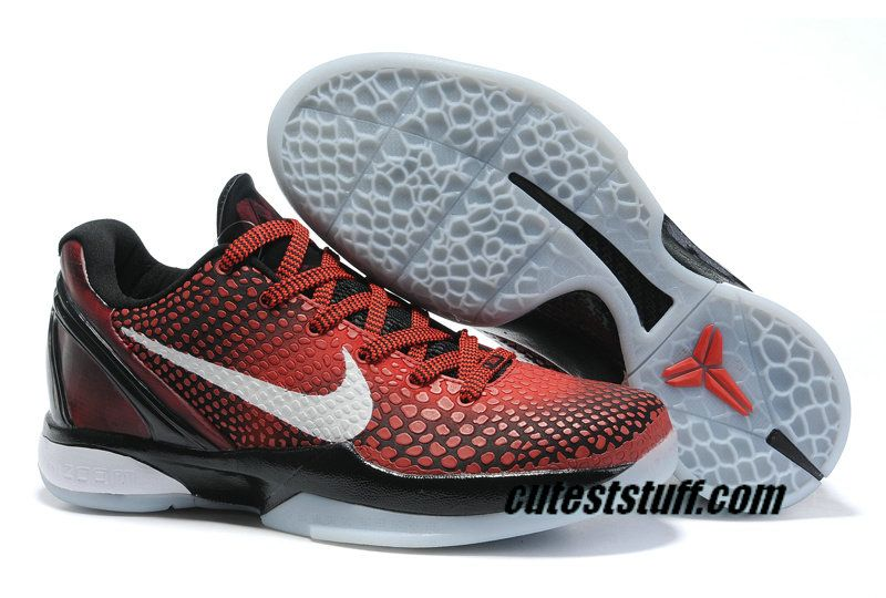 wholesale dealer 2109b 60804 ... clearance nike zoom kobe 6 shoes all star 448693 600 sunset orange  88f95 10759