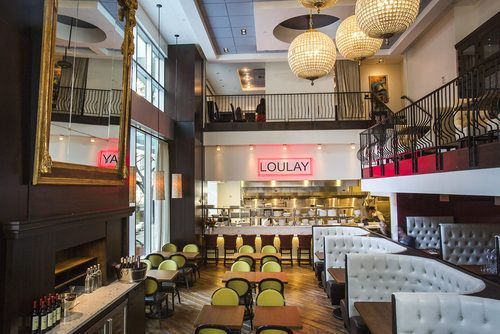 Introducing Loulay Kitchen Bar Opening Tonight Kitchen Bar Bar Design Restaurant Restaurant Design