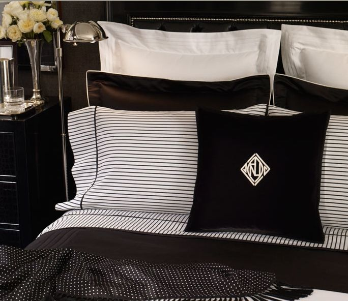 Ralph Lauren Home #Brook_Street 10 - Bed linens