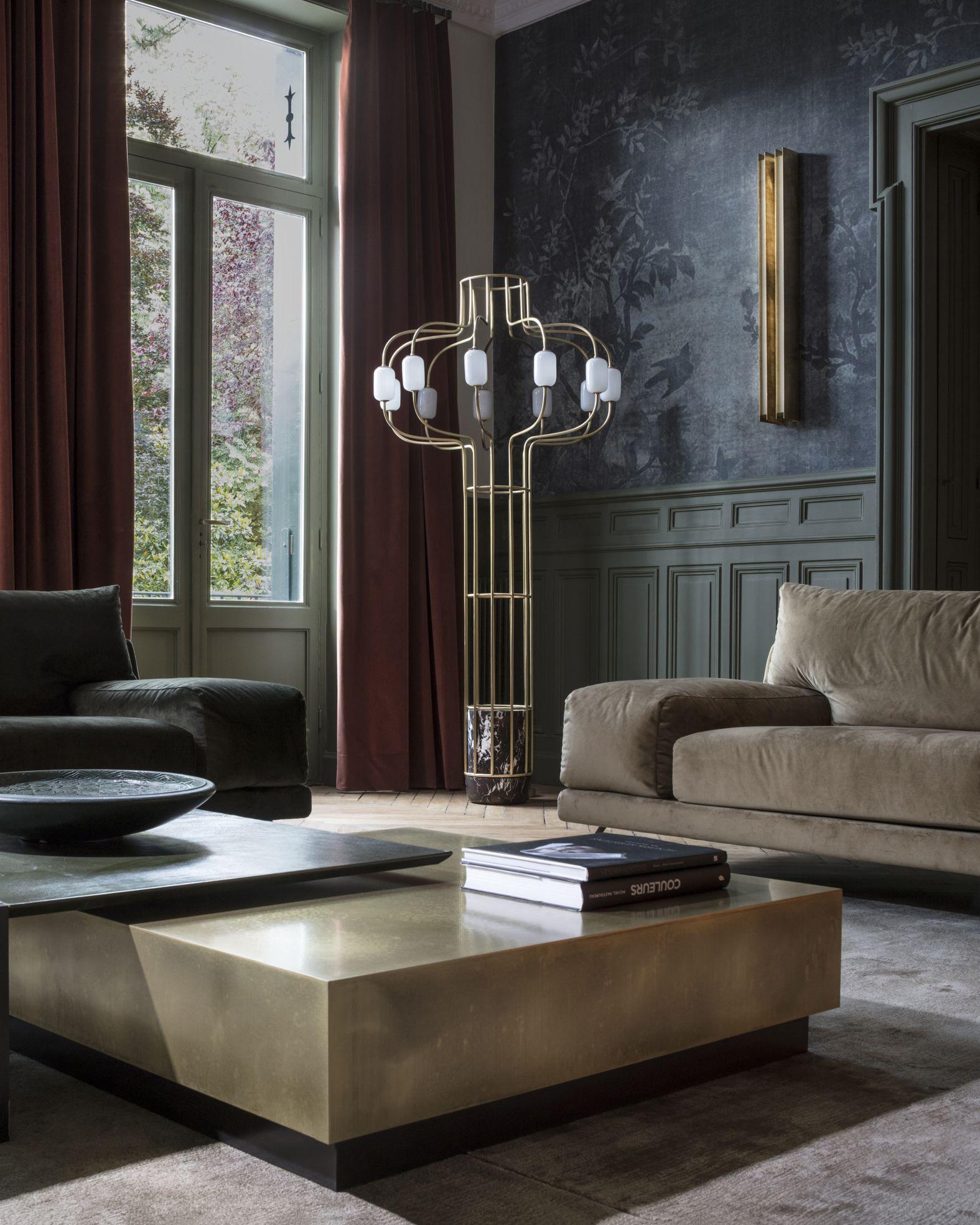 Interior Design Lyon Christophe Delcourt Collection Particuliere