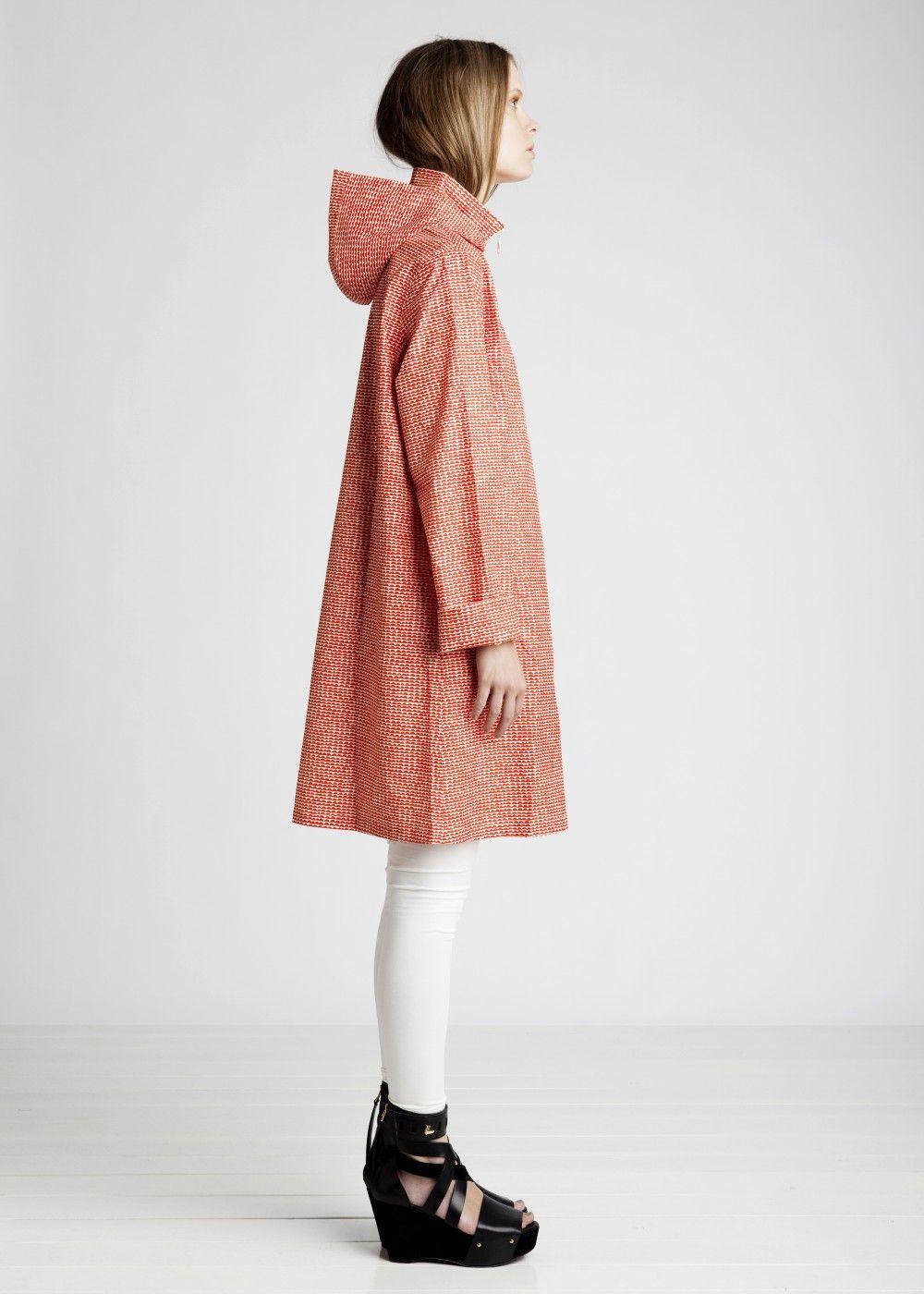 Lyle and Scott Lyle & Scott Hooded Raincoat | Wear | Pinterest ...
