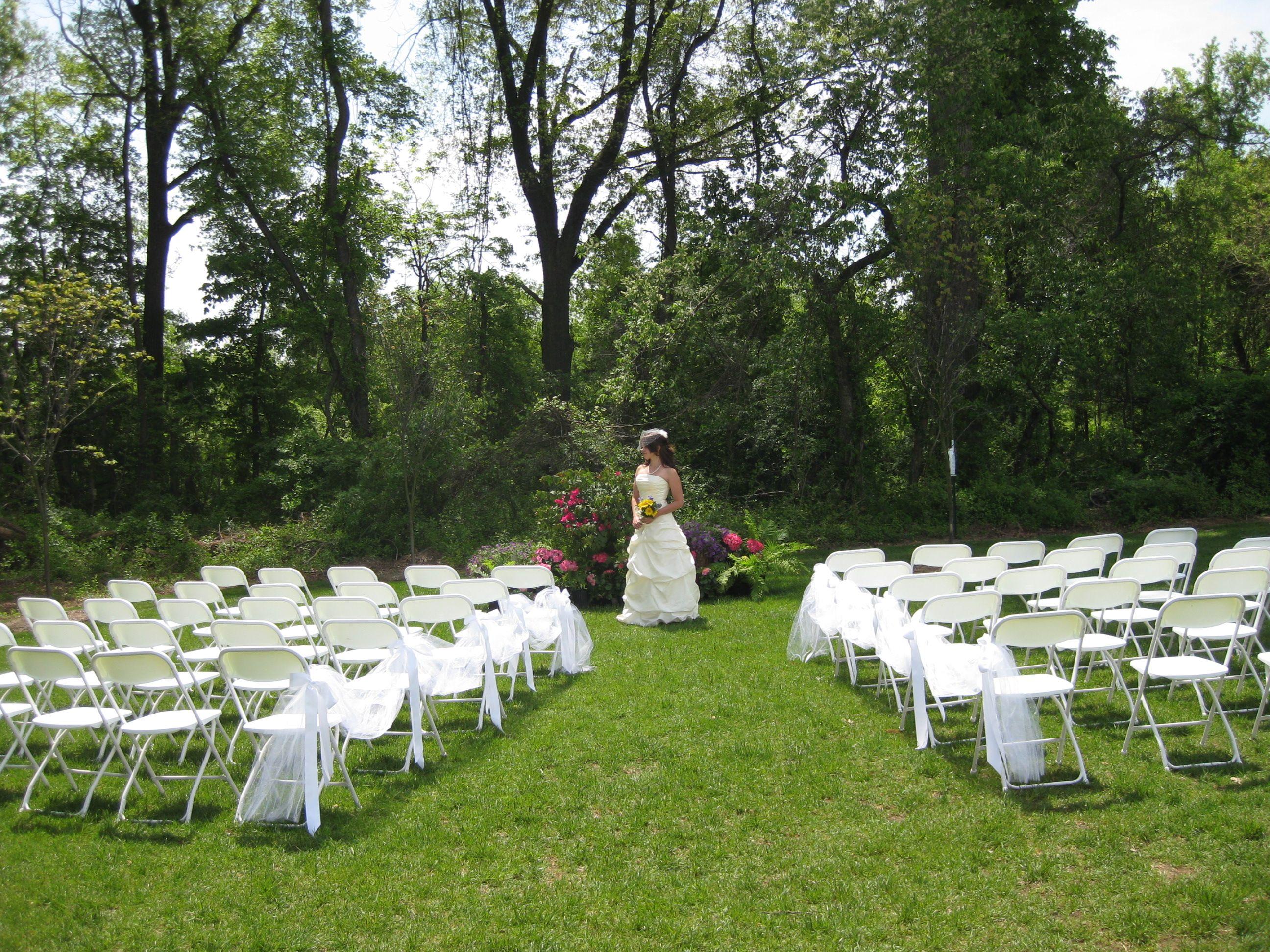 Outdoor amphitheatre   Green wedding, Nature center, Irvine