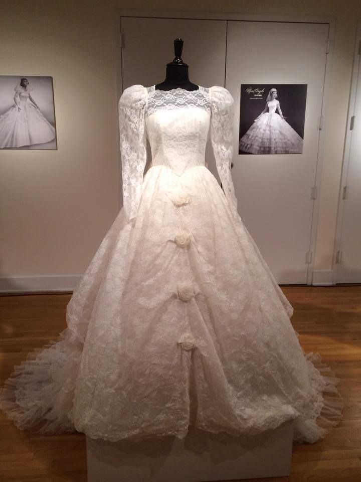 6a0def0b290 Vintage Alfred Angelo gown from 1963! Thanks to Emily Michael and her  grandmother for sharing this with us.  AngeloAccess