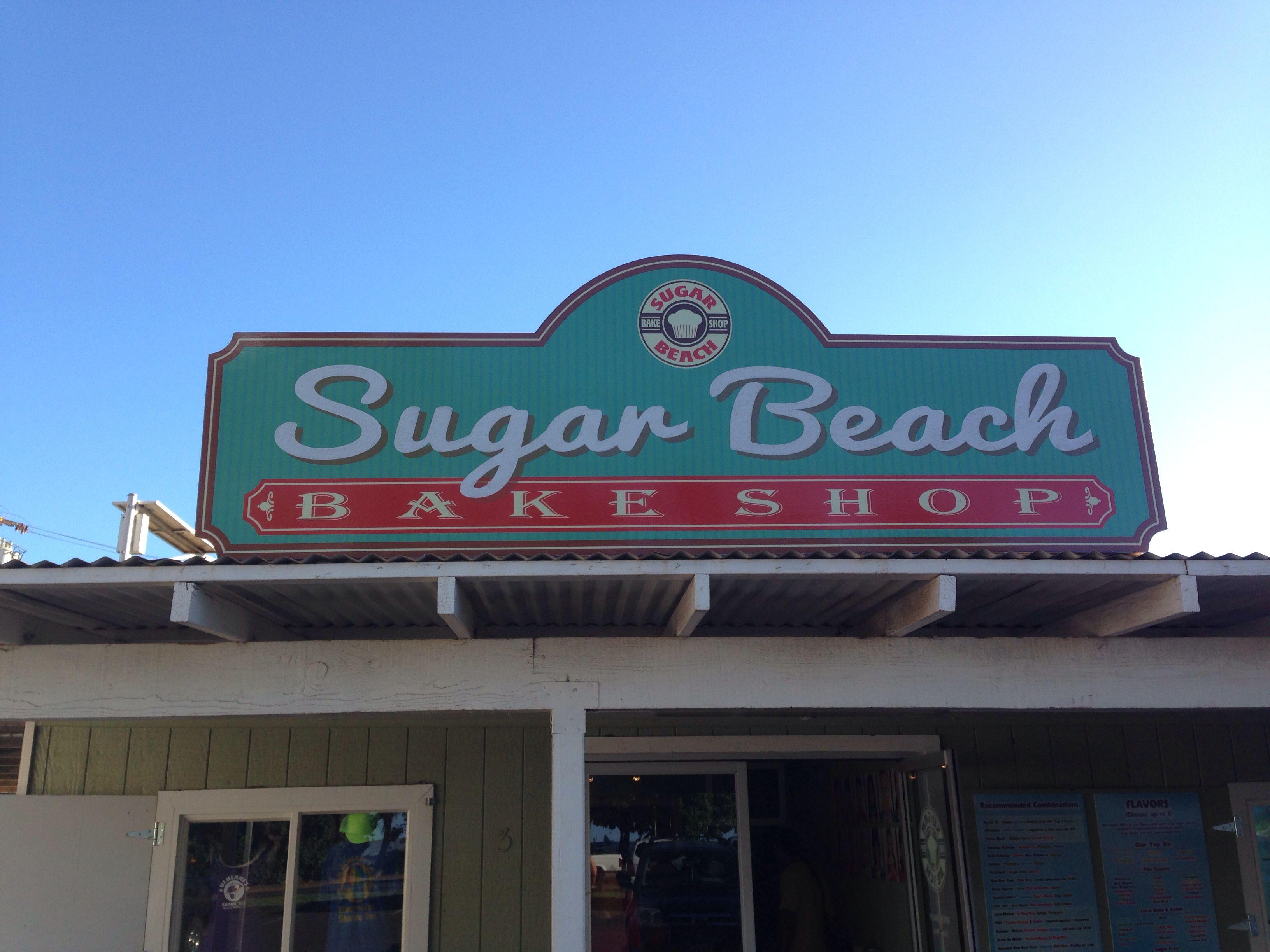 Sugar Beach Bake Shop Maui. Try the Farm House pie | Maui ...