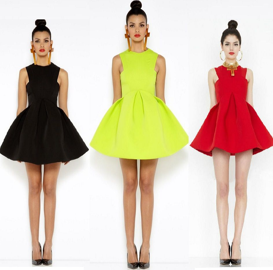 Neon green prom dresses promotiononline shopping for promotional