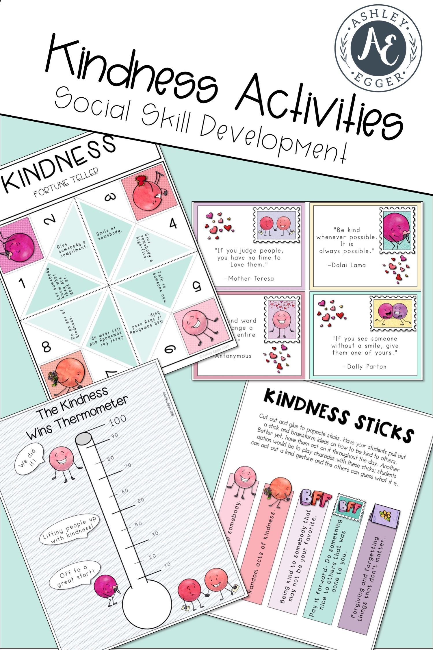 Kindness Activities Speech And Language