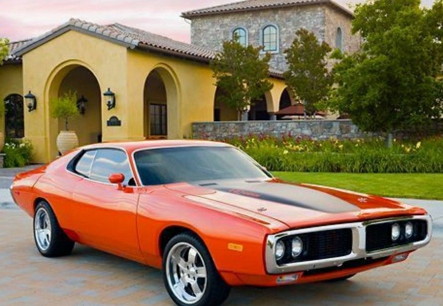 1973 Dodge Charger Dodge Muscle Cars Mopar Muscle Cars Dodge Charger