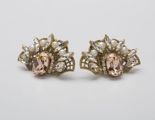 Soho earring by MEG jewelry
