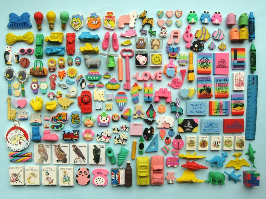 Image result for 80s rubbers