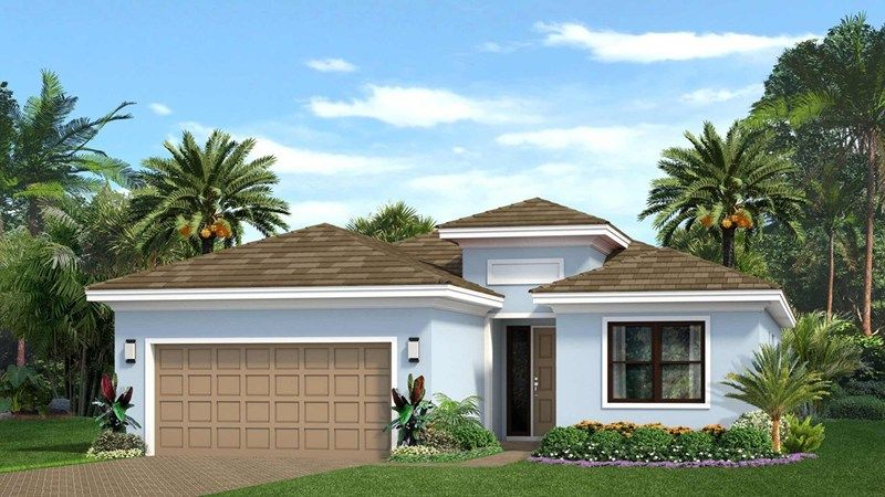 Bainbridge At Cresswind At Pga Village Verano In Port Saint Lucie Fl Now Available For Showing By Millie Gil New Home Communities Model Homes Parade Of Homes