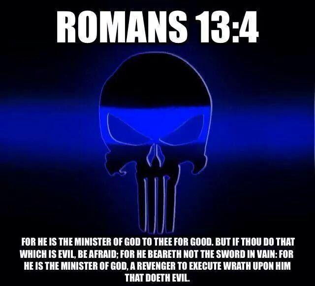 Romans 13:4 (With images) | Romans 13