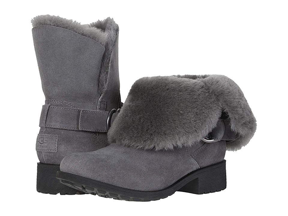 Ugg Bodie Women S Boots Charcoal Uggs Boots Womens Boots