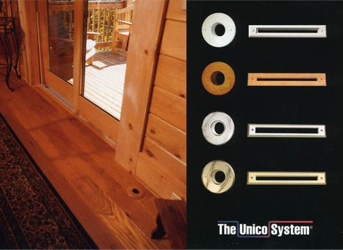 Unico Systems High Velocity Air Conditioning Tiny