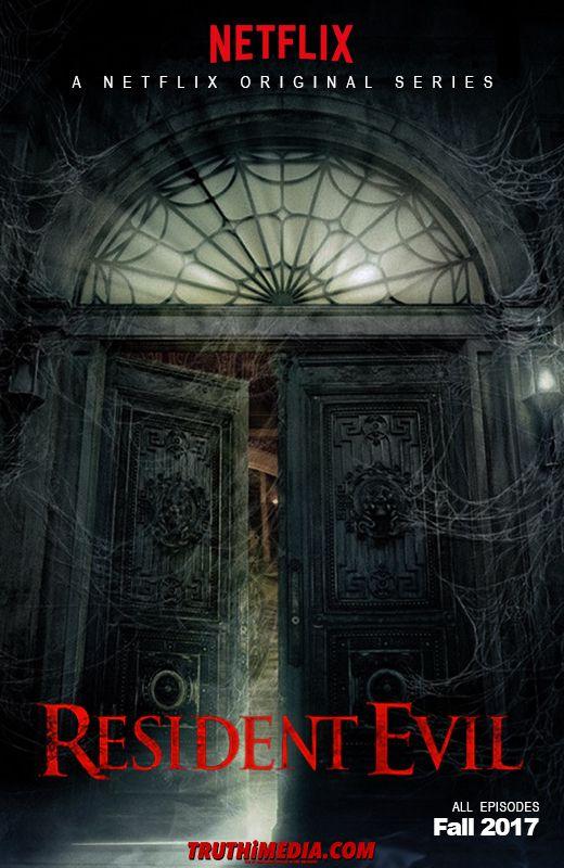 Resident Evil Netflix Resident Evil Resident Evil Raccoon City Resident Evil Game